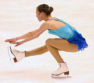 patellofemoral pain syndrome ice skater
