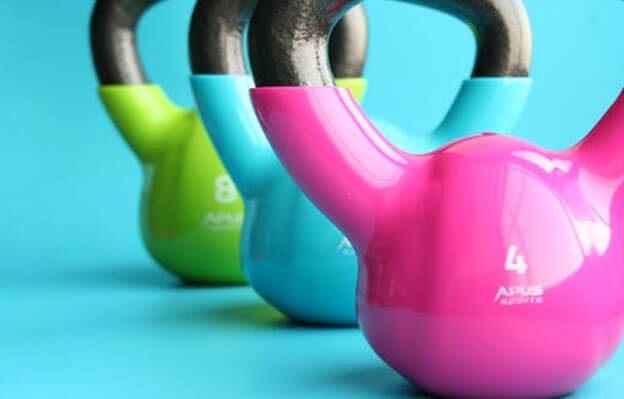 strength training kettlebells